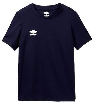 Umbro Center Short Sleeve Tee (Big Boys)