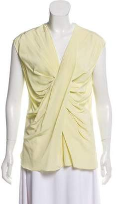 Robert Rodriguez Silk Sleeveless Blouse w/ Tags