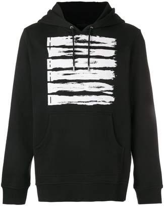 Diesel Black Gold graphic print hoodie