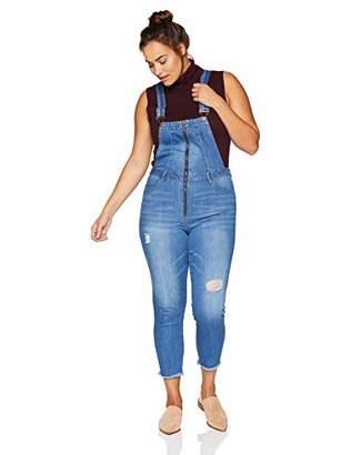 Dollhouse Women's Size Plus Denim