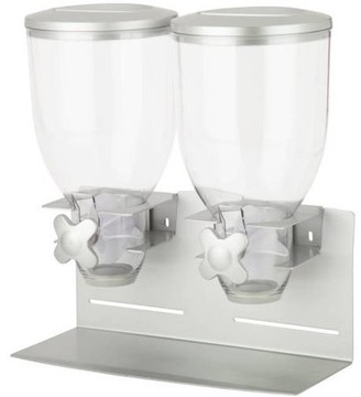 Honey-Can-Do Double Pro Model 17.5 Oz Food and Cereal Dispenser