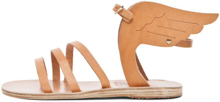 Ancient Greek Sandals Ikaria Sandal in Natural