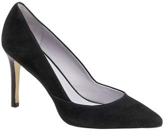 Johnston & Murphy 'Vanessa' Pointy Toe Leather Pump (Women)