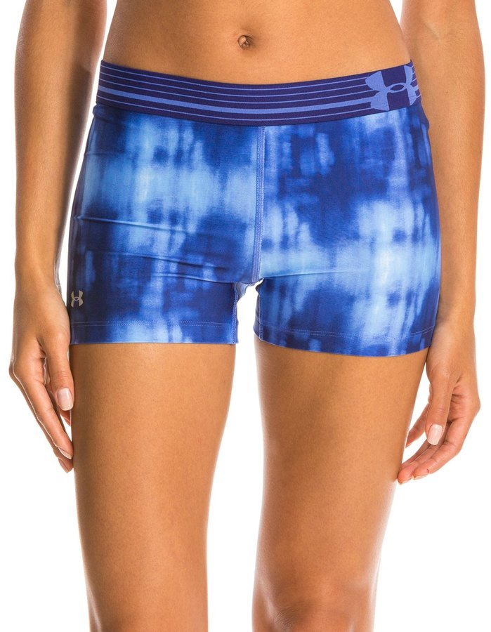 Under Armour Women's HeatGear Armour Compression Shorty (Printed) 8134296