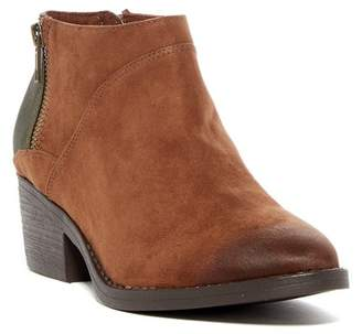BC Footwear Content Zip Bootie
