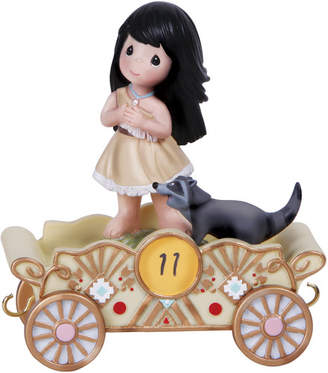 """Precious Moments Listen to Your Heart"""" Figurine"""