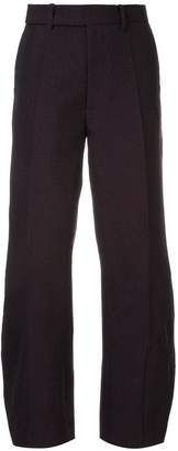 Namacheko tailored trousers with oval hem