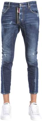 DSQUARED2 Tidy Biker Fit Jeans
