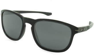 Oakley Sunglasses - Enduro / Frame: Black Lens: Gray With Silver Mirror