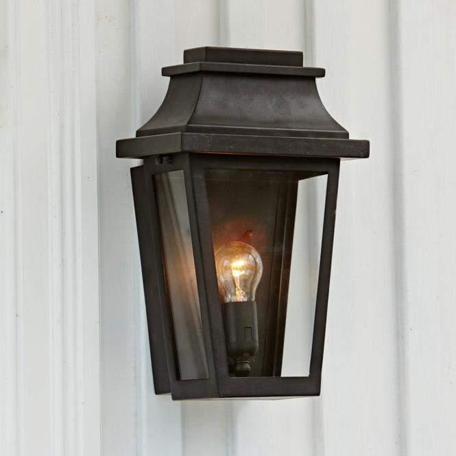 LOBERON Außenwandlampe Toledo