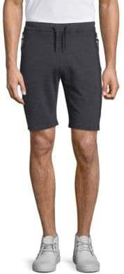 John Varvatos Drawstring Terry Shorts