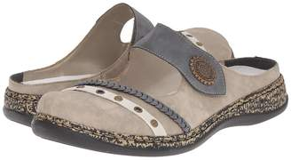 Rieker 46369 Daisy 69 Women's Clog Shoes