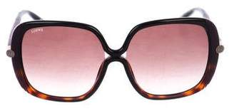 Loewe Gradient Oversize Sunglasses