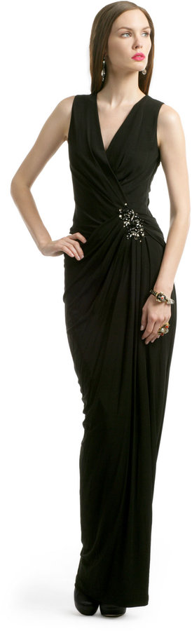 Robert Rodriguez Galaxy Dust Gown