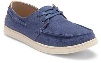 Toms Culver Canvas Boat Shoe