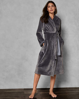Hooded Dressing Gowns For Women - ShopStyle UK ef1220969