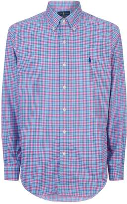 Polo Ralph Lauren Check Logo Shirt