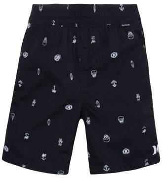 Hurley Poplin Pull-On Shorts