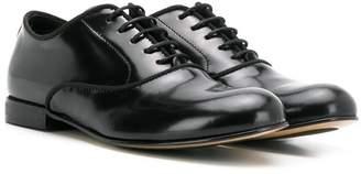 Lanvin Enfant lace up shoes