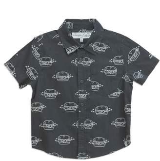 Sovereign Code Stroll Print Woven Shirt