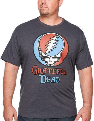 Novelty T-Shirts Short Sleeve Graphic T-Shirt-Big and Tall