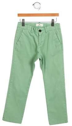 Scotch & Soda Boys' Four Pocket Straight-Leg Pants