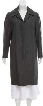 Marc Jacobs Wool Knee-Length Coat