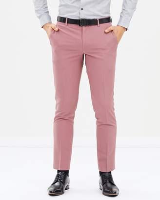 Skinny Fit Stretch Pants