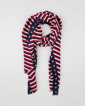 Tommy Hilfiger Tommy Selvedge Scarf