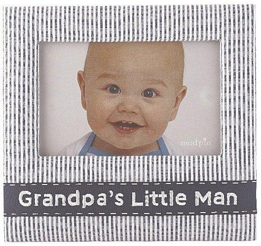 Mud Pie Mudpie Grandpa's Little Man Frame