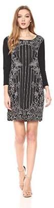 BCBGMAXAZRIA Azria Women's Noely Jersey Tunic Dress
