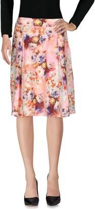 ANONYME DESIGNERS Knee length skirts - Item 35334538WN