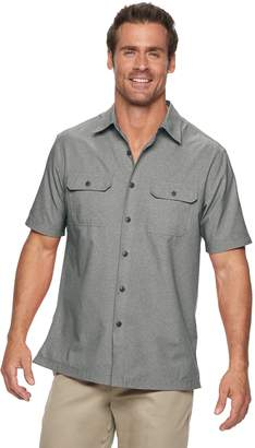 2759c27f6028ec Croft   Barrow Men s Quick-Dry Classic-Fit Button-Down Shirt