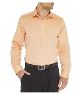 Geoffrey Beene Durant Semi Solid Slim Fit Shirt