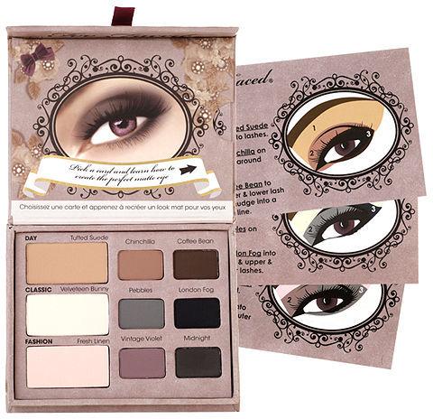 Too Faced Matte Eye Shadow Collection 1 ea