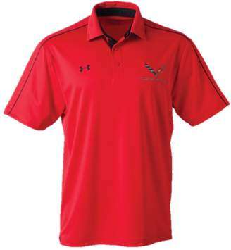 Under Armour West Coast Corvette / Camaro C7 Corvette Men's Tech Polo Shirt