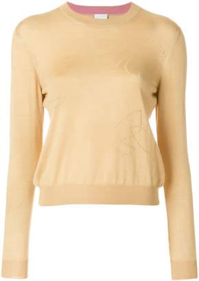 Paul Smith pin-hole pattern sweater