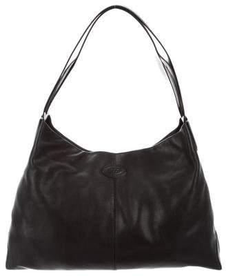Tod's Leather Hobo Bag