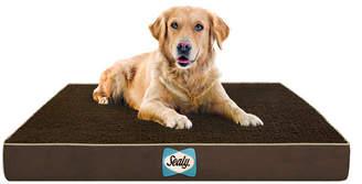 Sealy Supreme Sherpa Dog Bed
