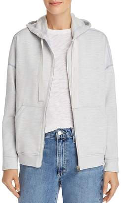 ATM Anthony Thomas Melillo French-Terry Zip-Front Hoodie