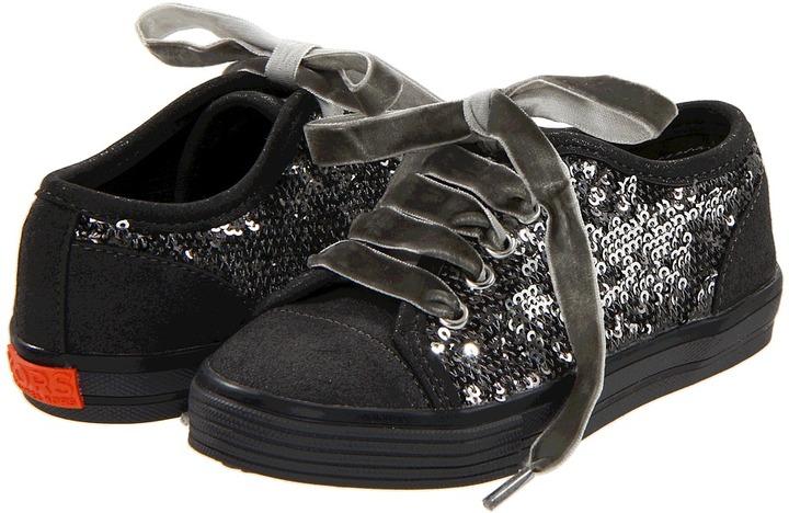 KORS Seeley (Toddler/Youth) (Hematite) - Footwear