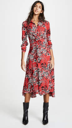 Free People Tough Love Shirtdress