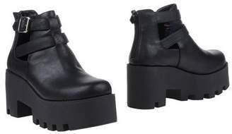 Lipstik Ankle boots
