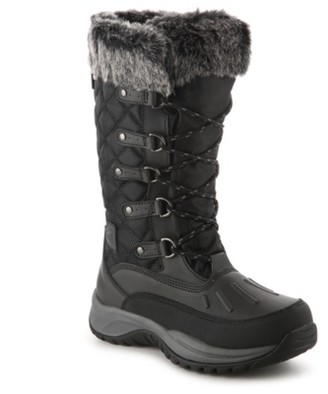 Pacific Mountain Whiteout Wide Calf Snow Boot