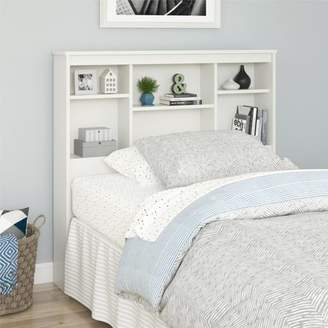 Mainstays Storage Headboard, Multiple Colors and Multiple Sizes