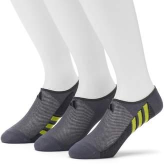 adidas Men's 3-Pack climalite No-Show Socks