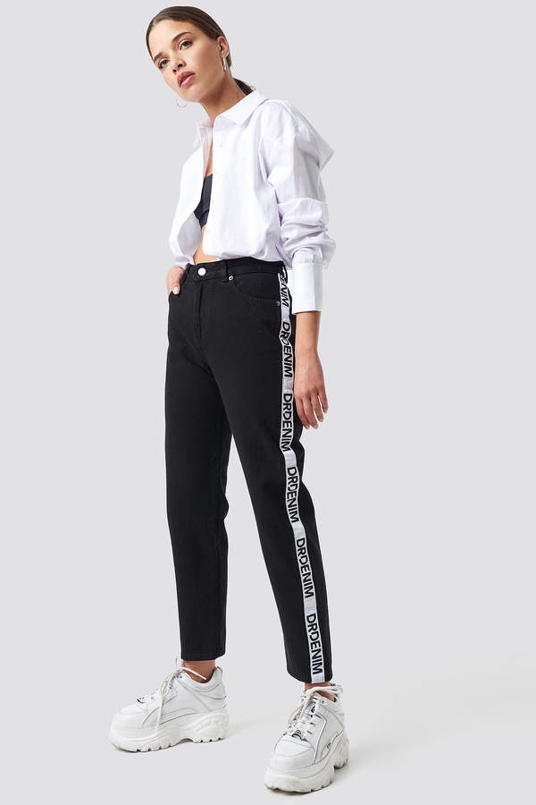 Pepper Straight Jeans Dark Sapphire Cord