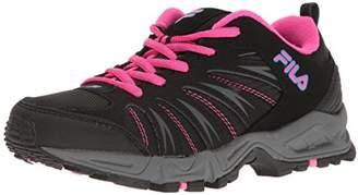 Fila Women's Trailbuster 2-W Trail Runner, Black/Atomic Blue/Pink Glow $29.99 thestylecure.com