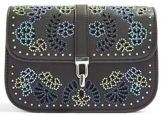 Topshop Hallie Hotfix Crossbody Bag