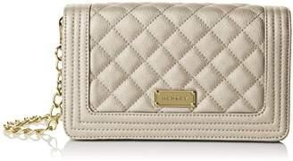 Henley Womens Monaco Shoulder Bag Gold